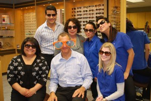 Children's Optometrist Dr. Barry Leonard